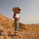 kartonowa maska dinozaur koko cardboards