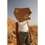 maska dinozaur zrob to sam koko cardboards
